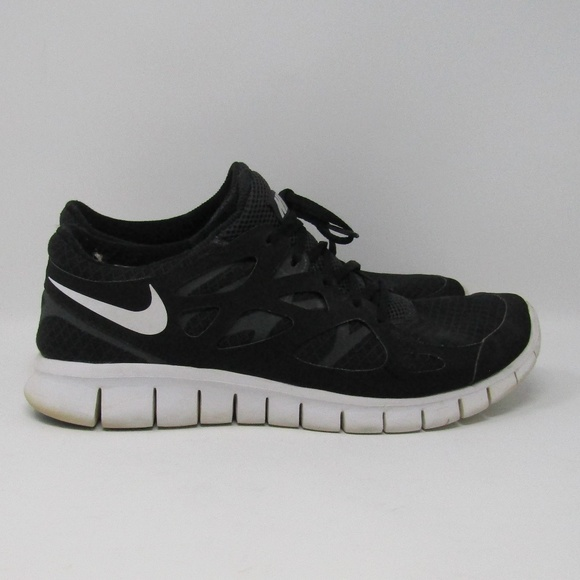 16a82c8eb72b NIKE FREE RUN 2 MEN S RUNNING SHOES Sz 13 Black. M 5b103b71a4c485afff565f3b